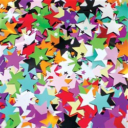 Large Star Sequins - 100g Pack