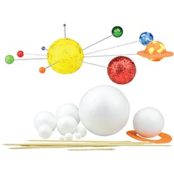 Solar System Kits - Pack of 2