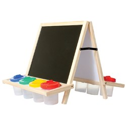 Mont Marte Wooden Student Easel - Art Easels, Dryers & Craft