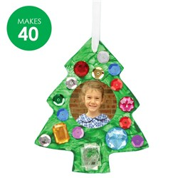 Christmas Tree Frames Group Pack