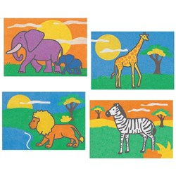 Wild Animals The Jungle Cleverpatch Art Craft Supplies