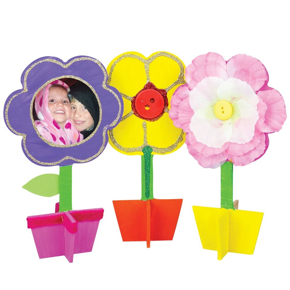 3d Wooden Spring Flowers Spring Cleverpatch Art