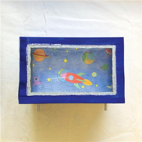 Space Animation Box