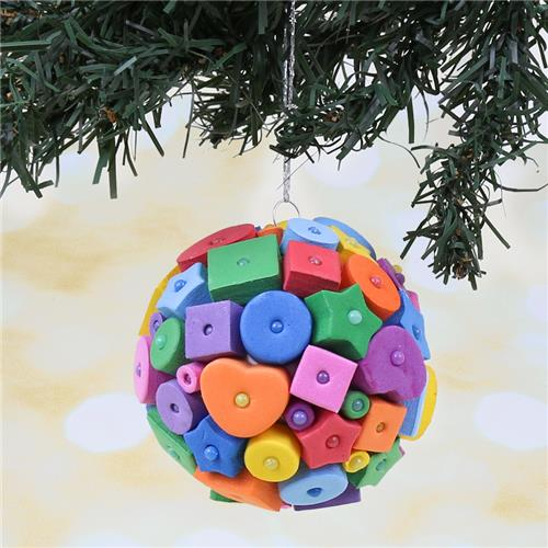 Foam Bead Ornament