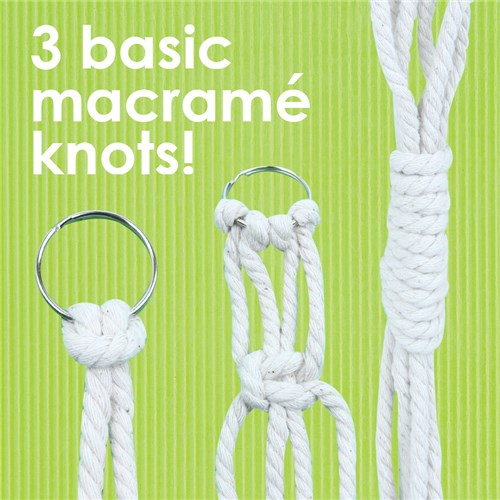 3 Basic Macrame Knots For Beginners Tips Amp Techniques