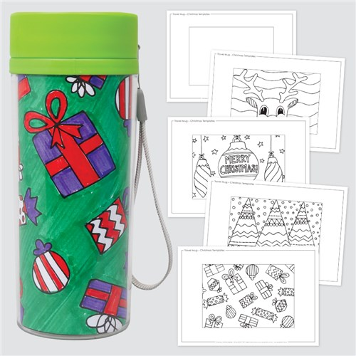 Design a Travel Mug – Christmas BLMs