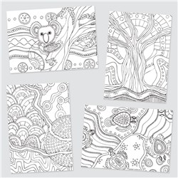 Free Printable Colouring Sheets | CleverPatch - Art & Craft Supplies