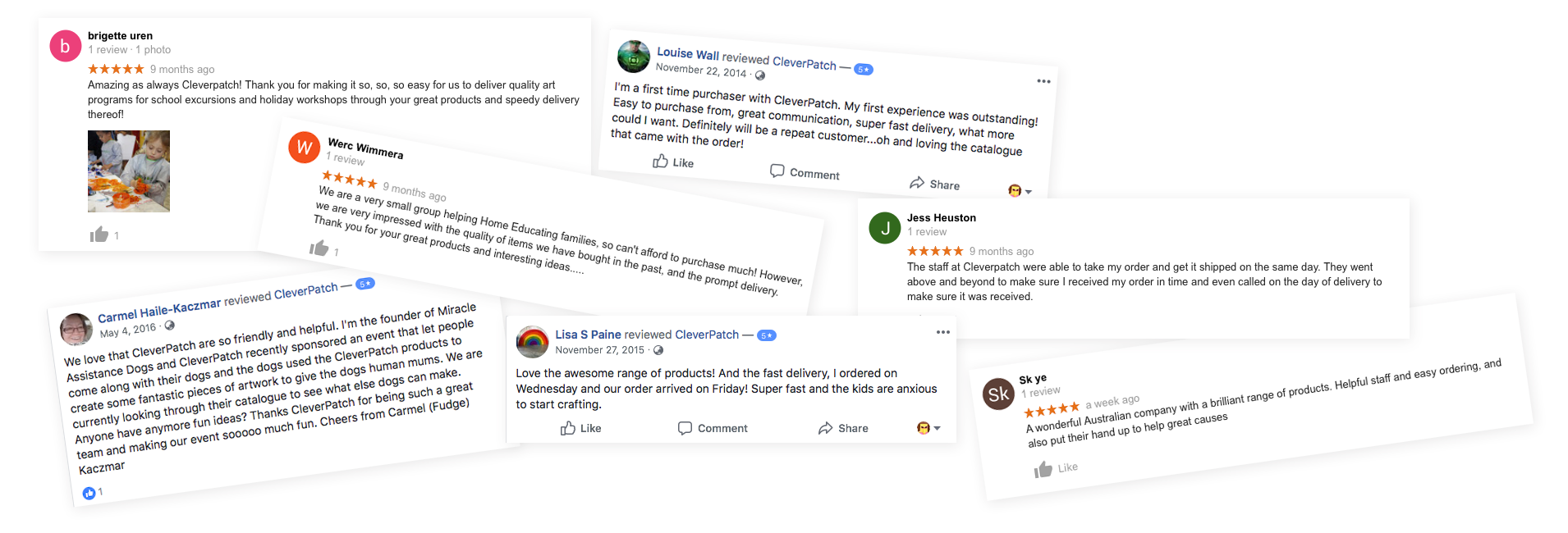 CleverPatch Reviews