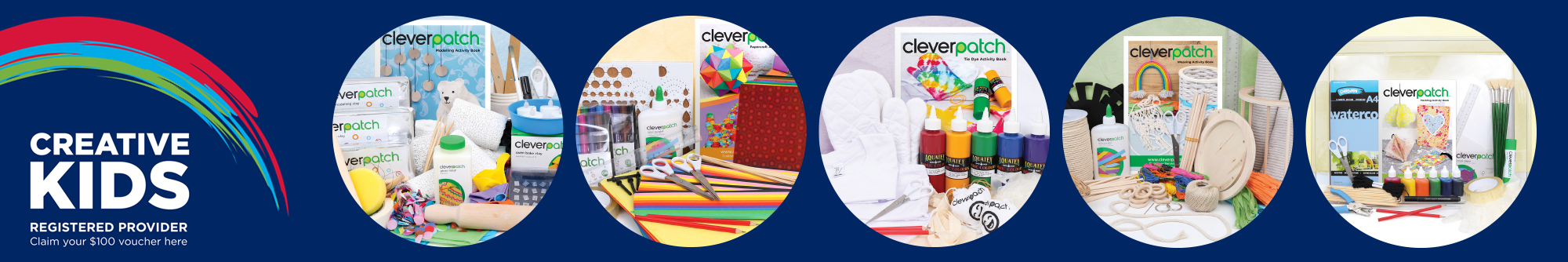 CleverPatch Creative Kids - Overview Image
