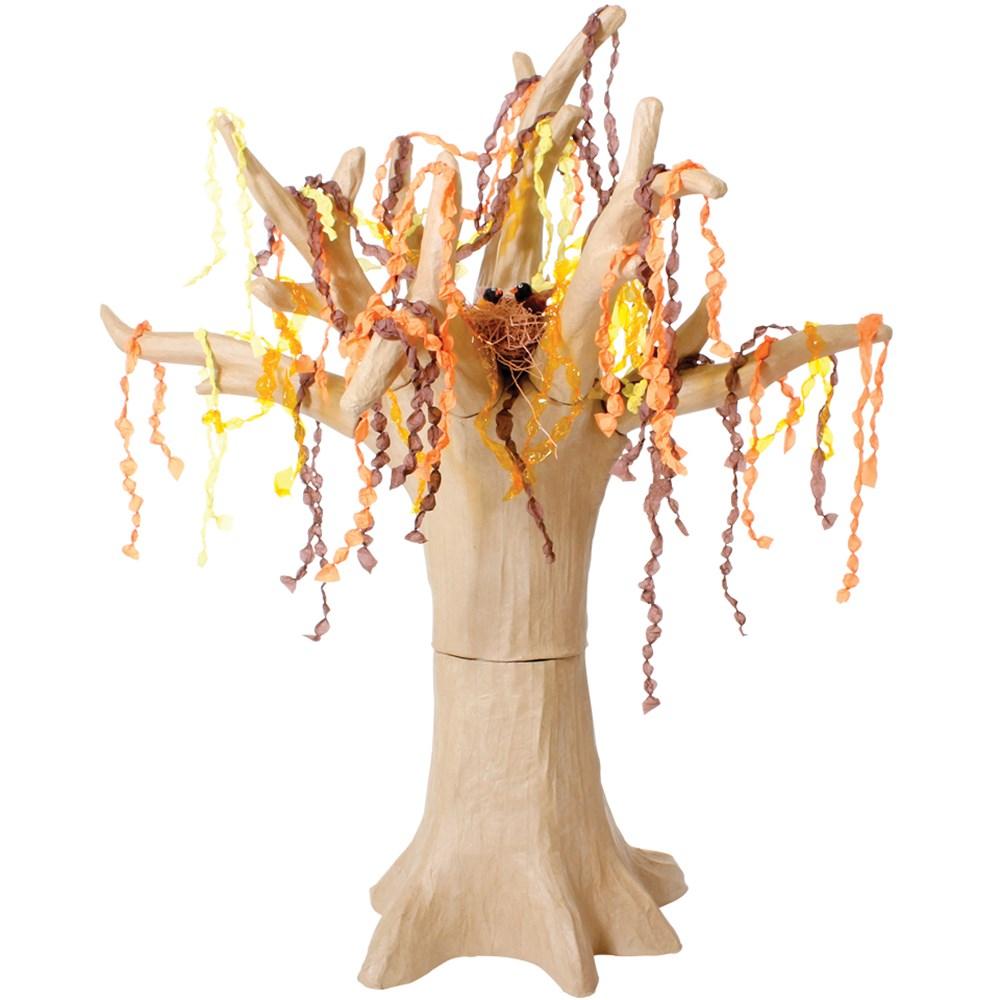 Giant Papier Mache Tree Papier Mache Cleverpatch Art