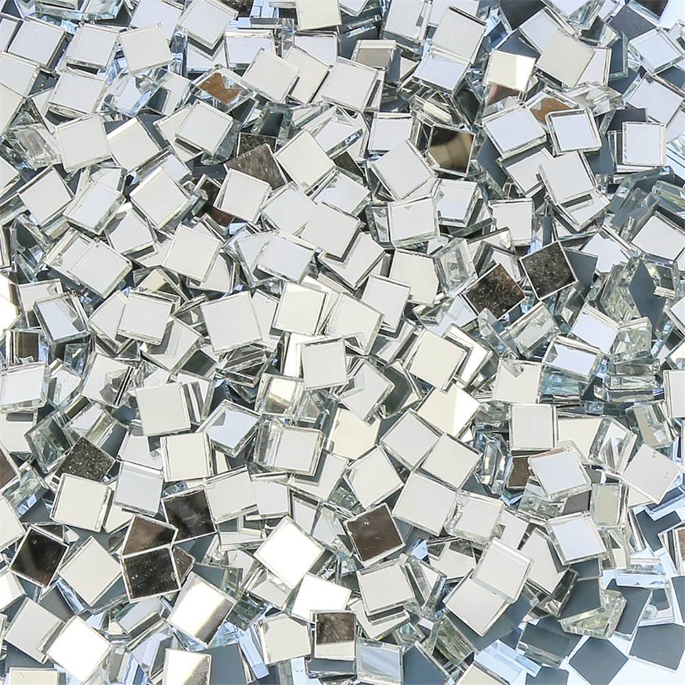 Mirror Mosaic Tiles Small 1kg Pack Mosaics