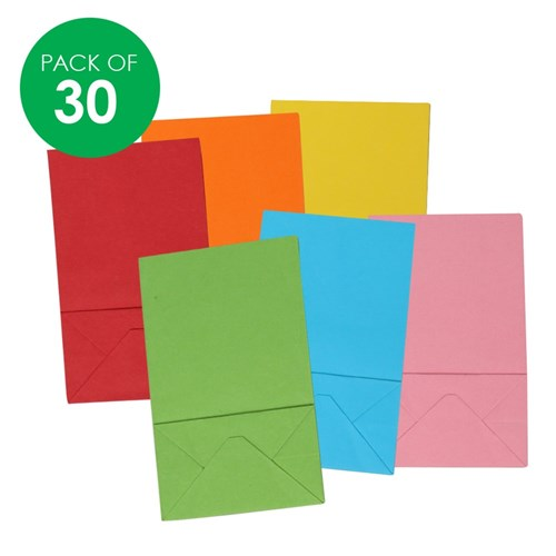 Small Paper Bags - Coloured