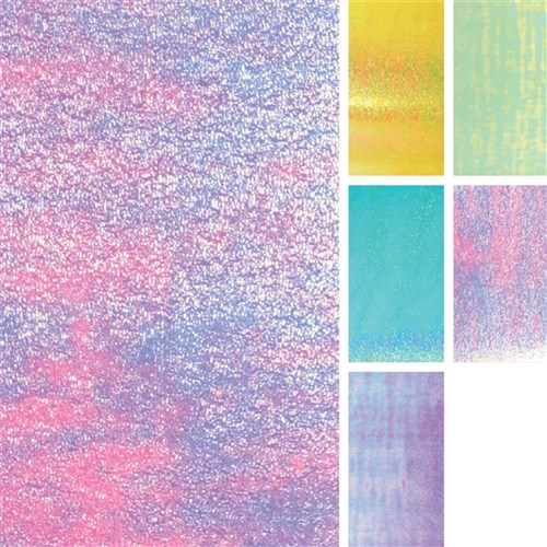 Metallic Pearl Glitter Paper Pack Of 50 Paper Amp Card