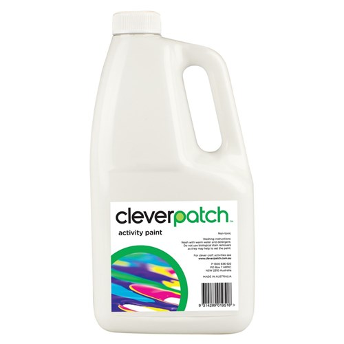 CleverPatch Activity Paint - White