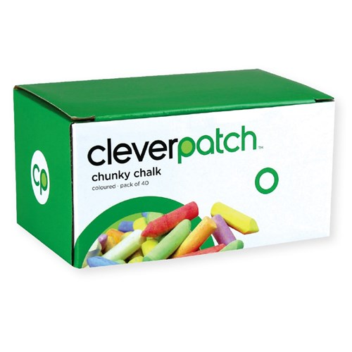 CleverPatch Chunky Chalk - Coloured