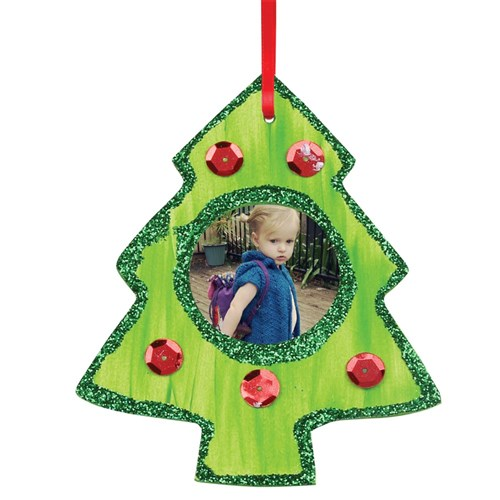 Wooden Christmas Tree Frames - Pack of 20