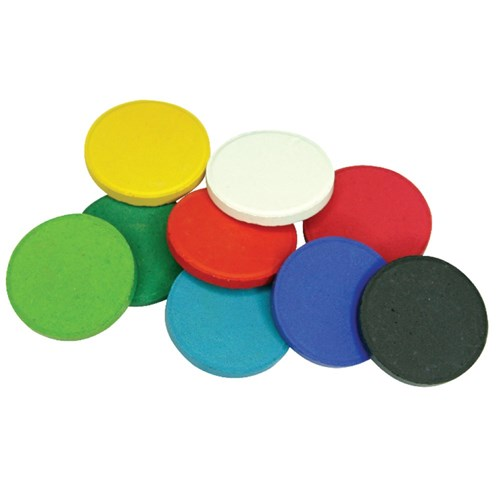 CleverPatch Tempera Paint Refill Discs - Pack of 9