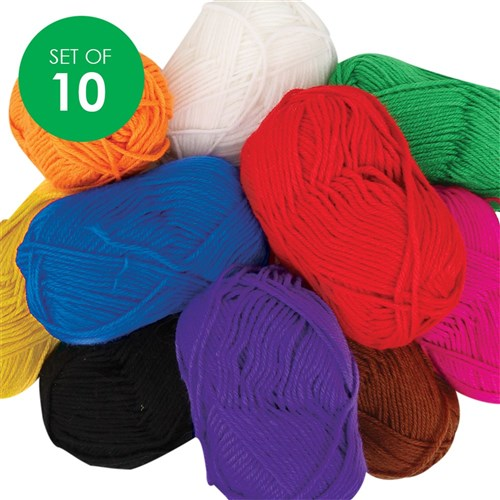 Soft Yarn Wool - 100g