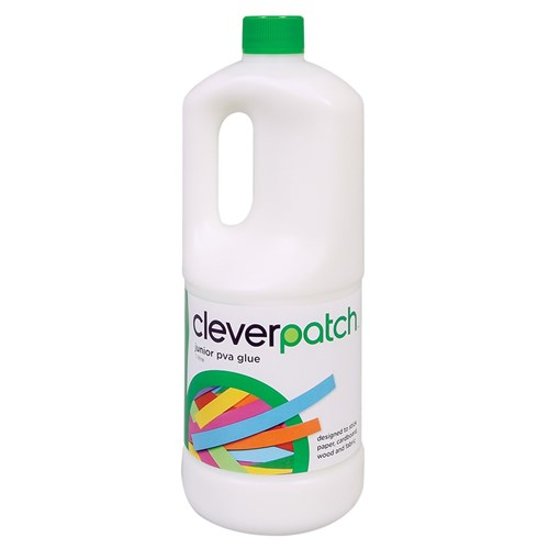 CleverPatch Junior PVA Glue - 1 Litre