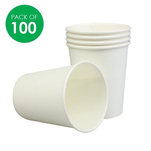 Paper Cups - Pack of 100
