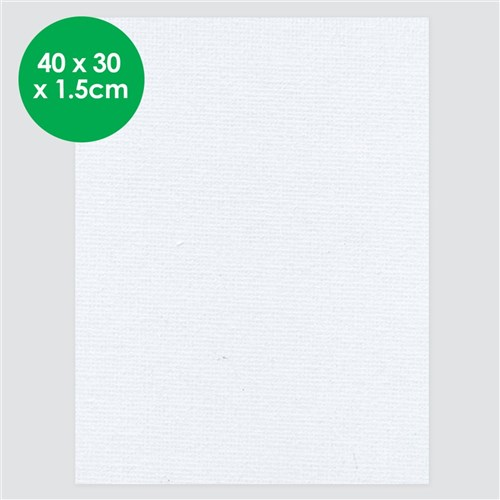 Stretched Canvas Frames - Large Rectangles - Pack of 3