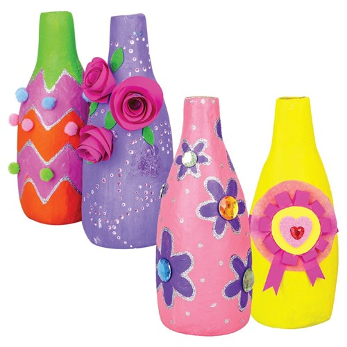 Papier Mache Vase Papier Mache Cleverpatch Art Craft Supplies