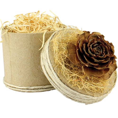 Jute Twine - Thick - 140 Metres