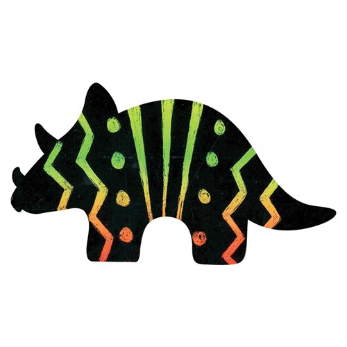 Scratch Board Dinosaurs - Pack of 20
