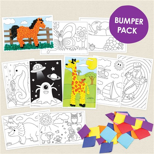 Scrunch Art Bumper Pack