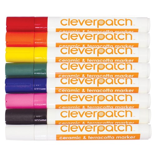 CleverPatch Ceramic & Terracotta Markers