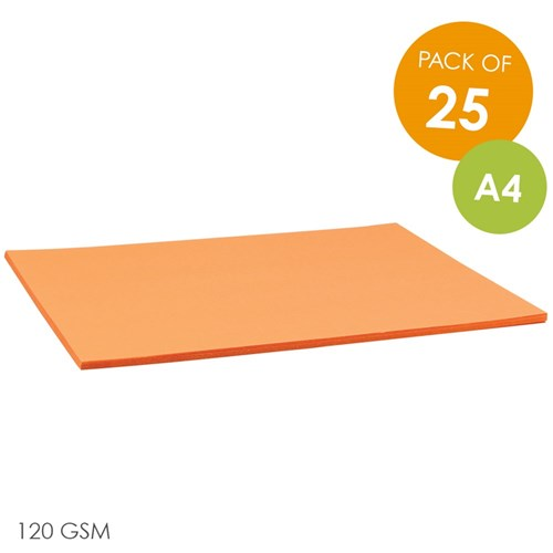 CleverPatch Cover Paper - Orange - A4