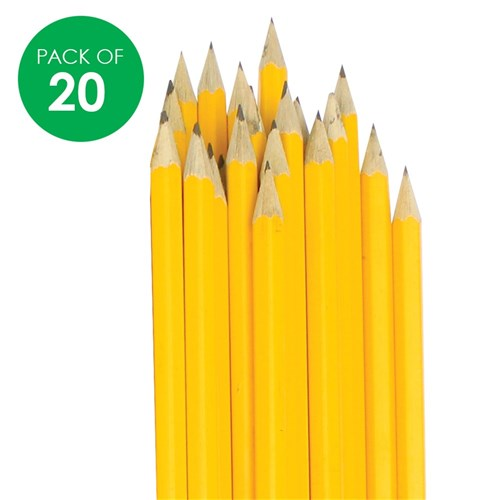 HB Pencils - Pack of 20