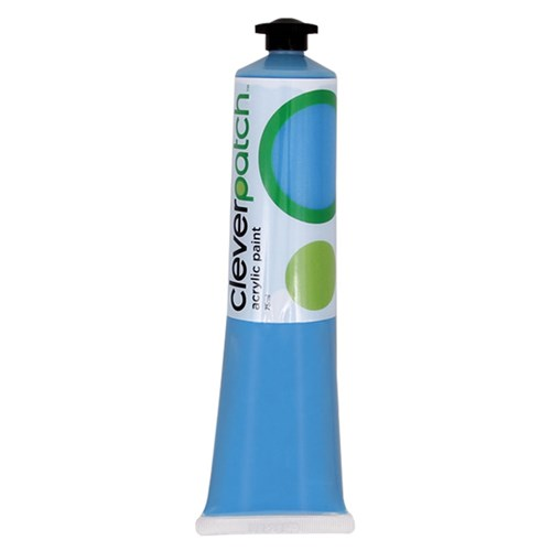 CleverPatch Acrylic Paint Tube - Light Blue