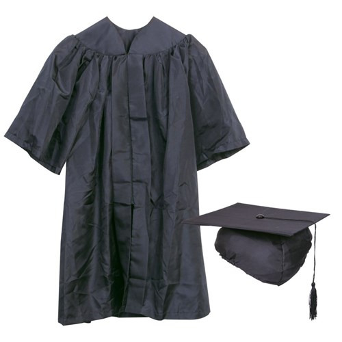 Graduation Gown & Hat Set | Collage & Craft - CleverPatch - Art ...