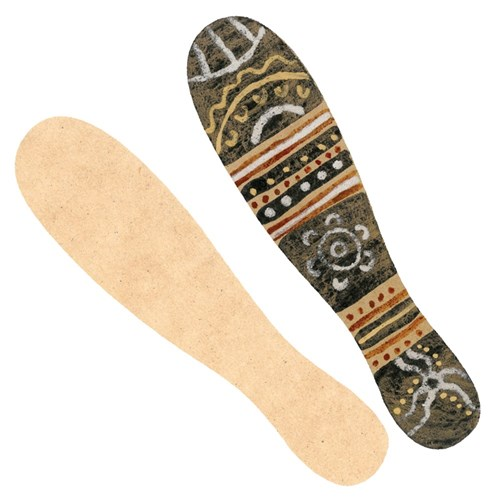 Indigenous Wooden Message Sticks