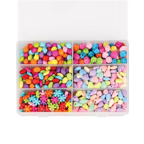 Bead Box - Brights & Pastels
