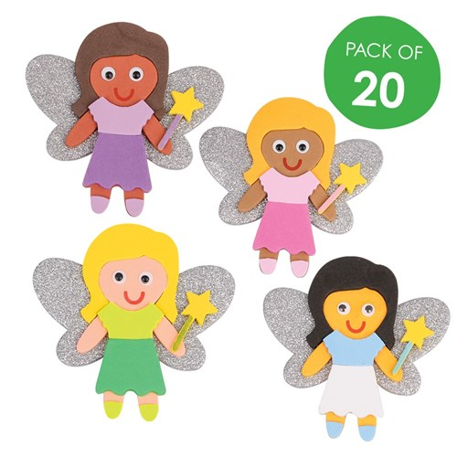 Foam Fairy Magnets CleverKit Multi Pack