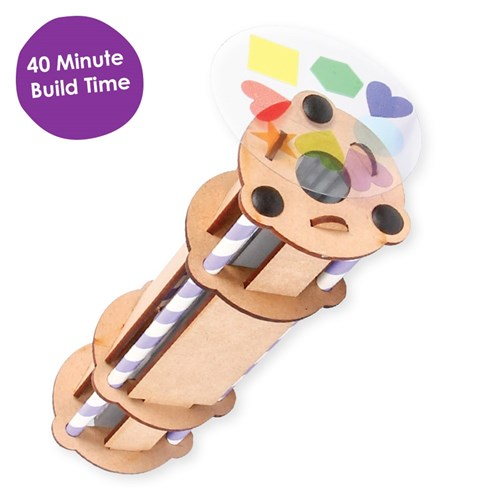 CleverPatch Wooden Kaleidoscope