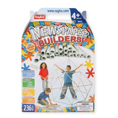 Newspaper Builders - Pack of  236
