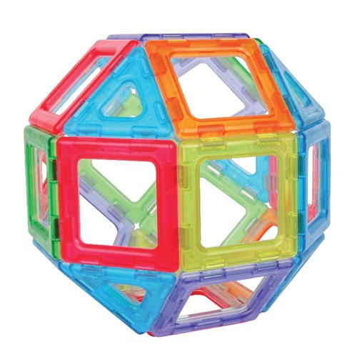 Translucent Magnetic Polydron
