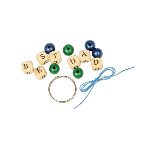 BEST DAD Keyring CleverKit