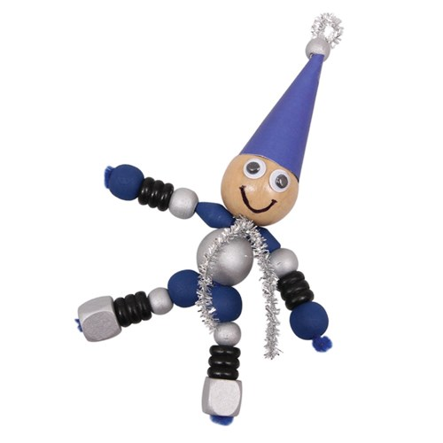 Blue Bead Man CleverKit