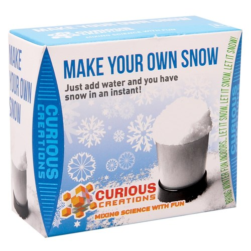 Make Your Own Snow - Each