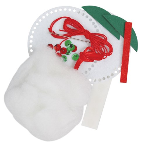 Felt Christmas Ornaments Sewing CleverKit Multi Pack