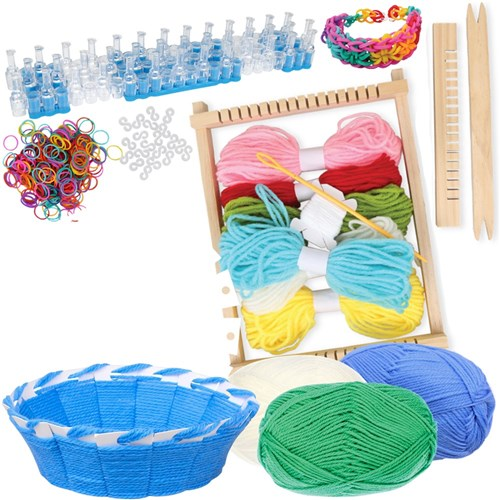 Weaving and Loom Bundle