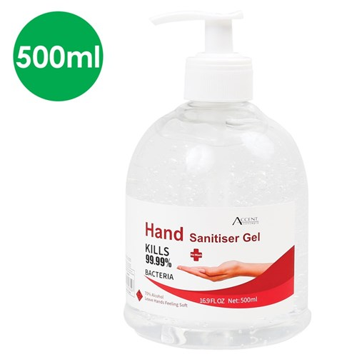 Gel Hand Sanitiser