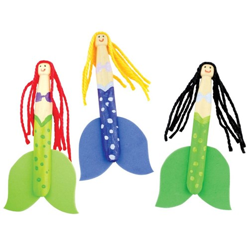 Dolly Peg Mermaids