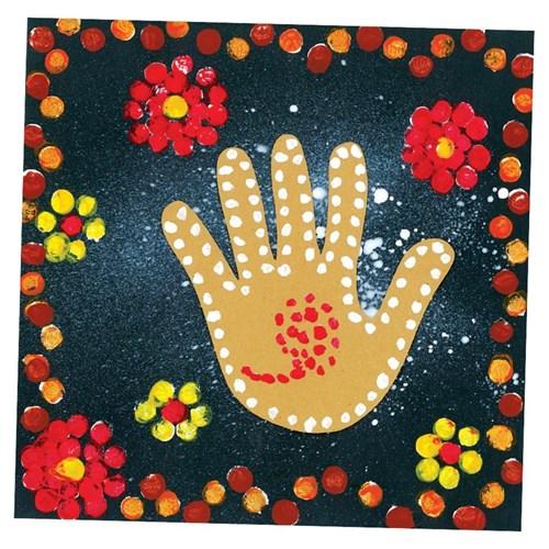 Hand Damara Art Naidoc Week Cleverpatch Art