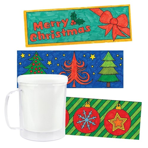 Christmas Design Your Own Mug