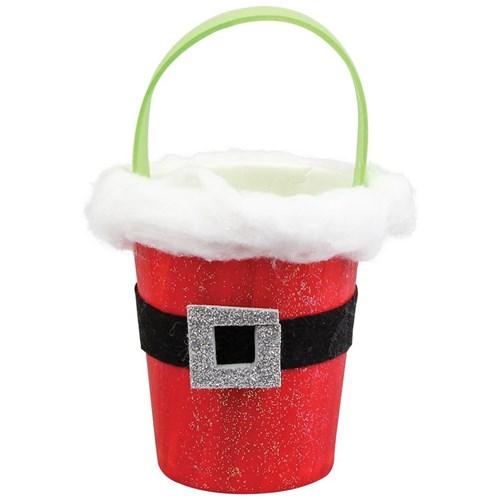 Santa S Belt Paper Cup Christmas Cleverpatch Art Craft Supplies
